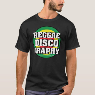 Reggae Discography Loops T-Shirt