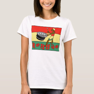 Reggae Drummer T-Shirt