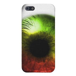 Reggae Eye Rasta Iphone 4 Case
