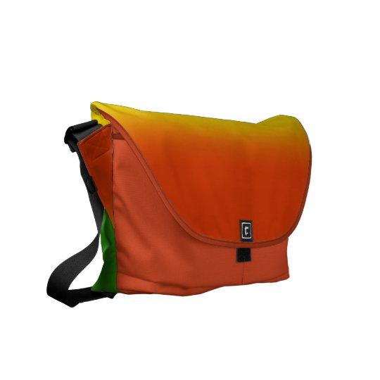Reggae Fade Rickshaw Messenger Bag