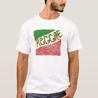 Reggae Flag T-Shirt