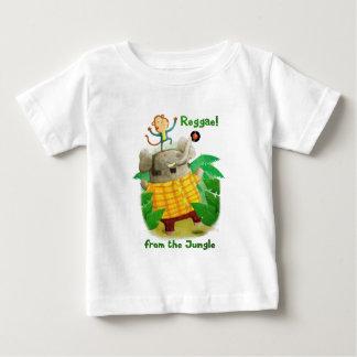 Reggae from The Jungle Baby T-Shirt