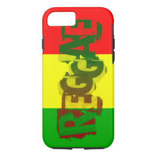reggae graffiti flag iPhone 7 case