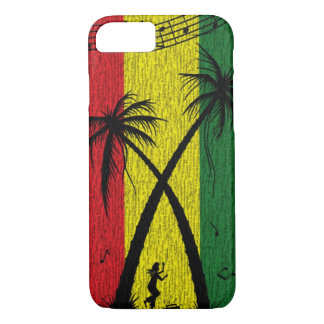 Reggae Hard Case iPhone 7 case
