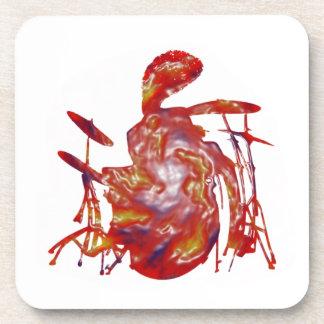 Reggae Junkanoo Coaster