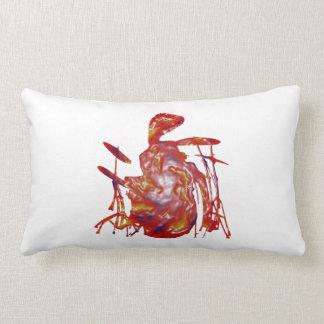 Reggae Junkanoo Lumbar Pillow