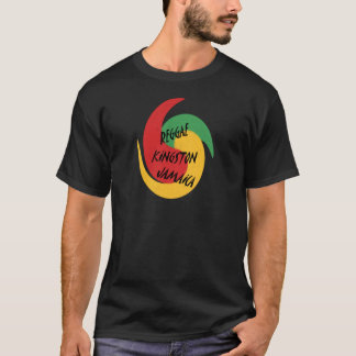 Reggae Kingston Jamaica T-Shirt