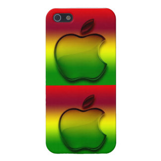 Reggae layer for iPhone 5 Glossy Finish Case Case For iPhone 5/5S