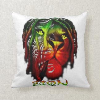 Reggae Lion cushion