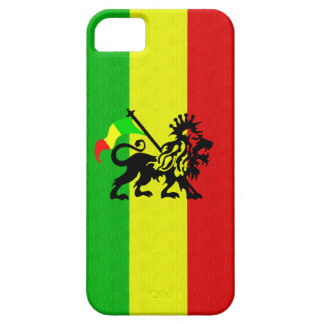 Reggae Lion iPhone 5 Covers