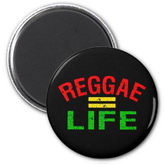 Reggae magnet