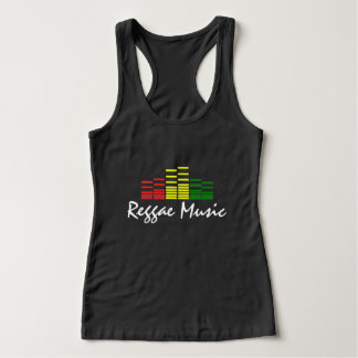 REGGAE MUSIC TANK TOP