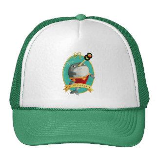 Reggae Narwhal Trucker Hat