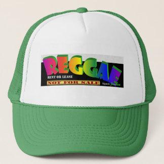 'Reggae Not For Sale' Trucker Hat