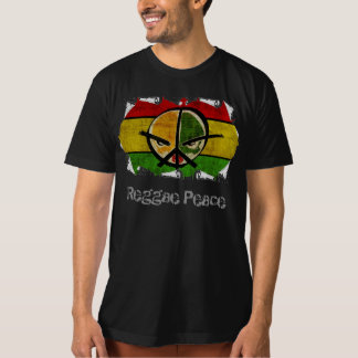 reggae peace T-Shirt