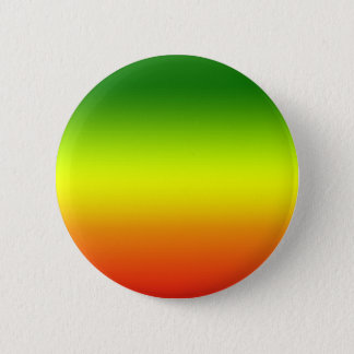 Reggae Rainbow Flag design 2 Inch Round Button
