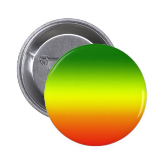 Reggae Rainbow Flag design 2 Inch Round Button