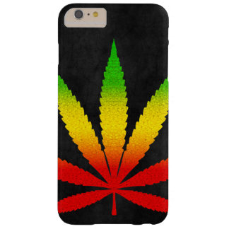 Reggae Rasta Leaf Rastafarian iPhone 6 6S Plus Barely There iPhone 6 Plus Case