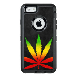 Reggae Rasta Leaf Rastafarian OtterBox iPhone 6 6S OtterBox iPhone 6/6s Case