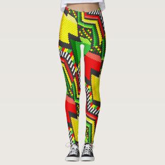Reggae Rastafara Jah - power Yoga put-went Leggings