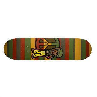 reggae ride. skate board decks