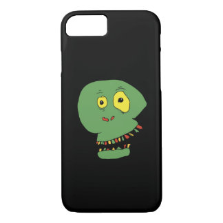 Reggae Skull iPhone 7 case