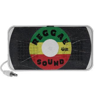 Reggae Sound 45rpm Speaker