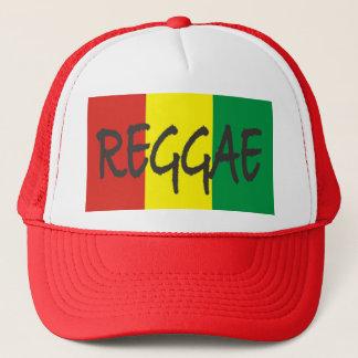 Reggae Trucker Hat