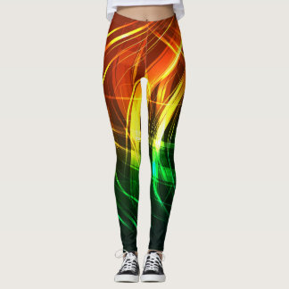 Reggae vibration - power Yoga put-went Leggings
