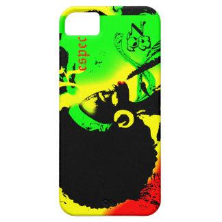 Reggae Woman Wicked Respect Iphone 5 case