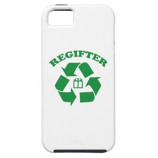 Regifter iPhone 5 Cover