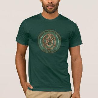 Regiment medical troops veteran T-Shirt