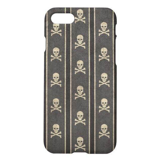 Regimental straipe skull pattern iPhone 7 iPhone 8/7 Case