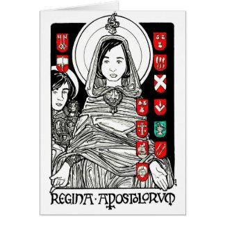 Regina Apostolorum Notecard