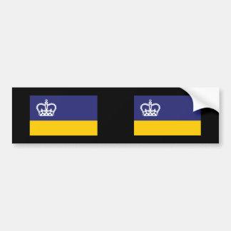 Regina, Canada Car Bumper Sticker
