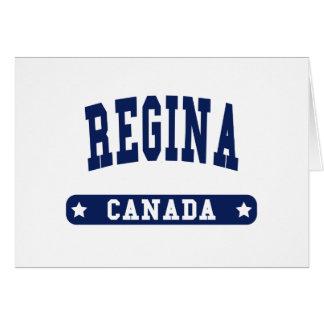 Regina Card