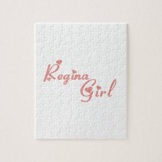 Regina Girl Puzzle