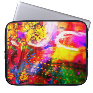 "Regina Jesseppie's 12""~13""~or 15"" laptop/airbook Laptop Sleeve"