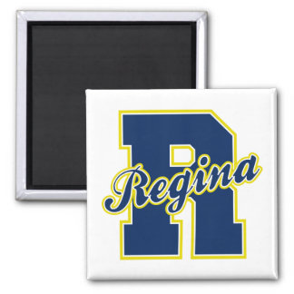 Regina Letter Magnet
