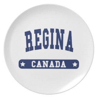 Regina Plate
