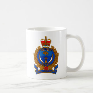 Regina Police Service Coat Of Arms Coffee Mug