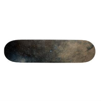 Region Around Globular Star Cluster Terzan 5 Skate Board Deck