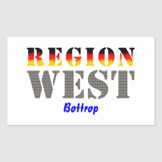 Region west - Bottrop Sticker