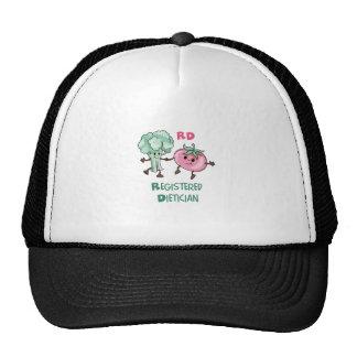 Registered Dietician Trucker Hat