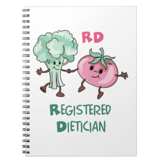 Registered Dietician Note Book