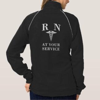 Registered Nurse at Your Service Jacket