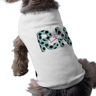 "Registered Nurse Gifts ""RN"" Dog T-shirt"