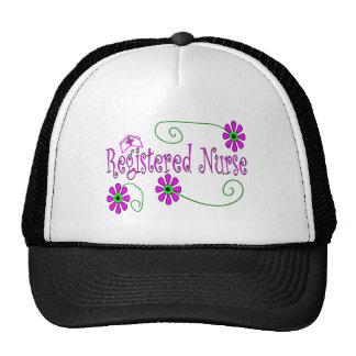 Registered Nurse gifts-- Trucker Hat