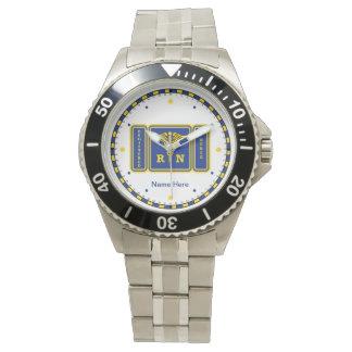 Registered Nurse RN Watch