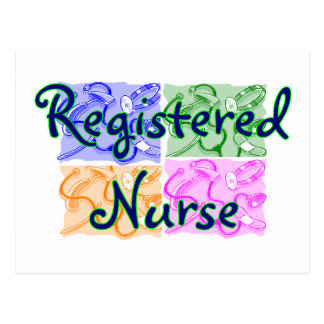 Registered Nurse T-Shirts & Gifts--Unique items Postcard